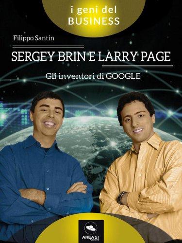Sergey Brin e Larry Page (eBook)