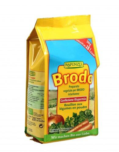 Brodo Vegetale in Polvere - Confezione Risparmio