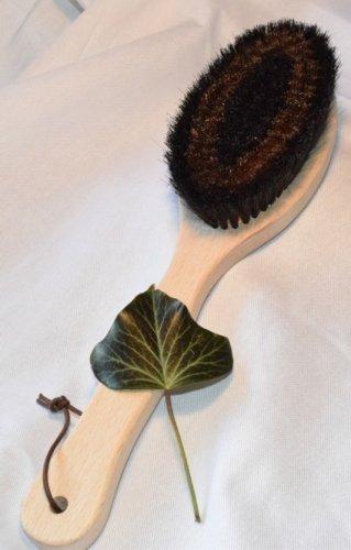 Spazzola Bronzea con Manico