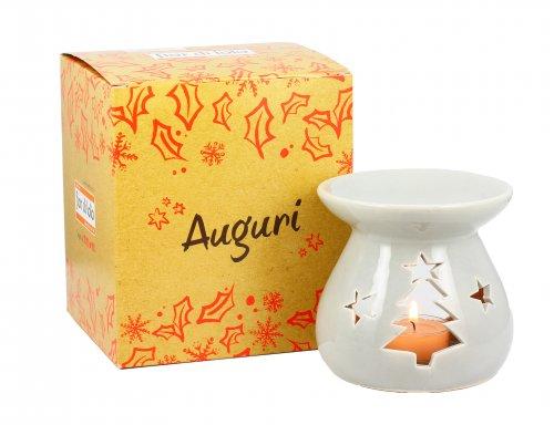 Brucia Essenze Ceramica Albero