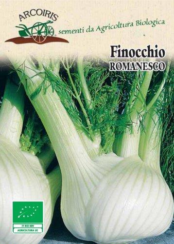 Semi di Finocchio Romanesco -  5 Gr.