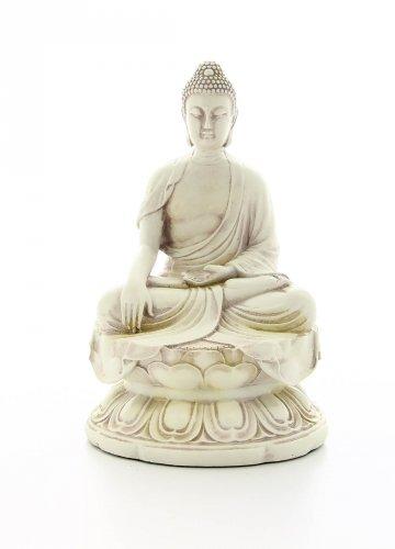 Buddha Seduto a Terra