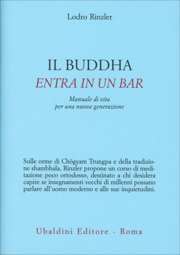 Il Buddha Entra in un Bar