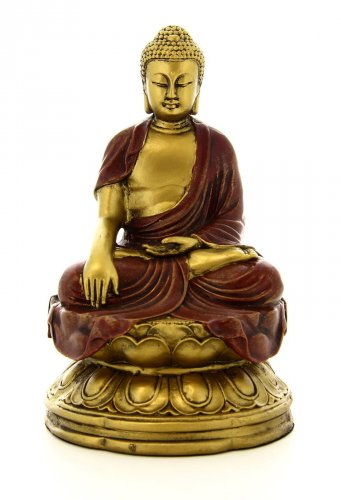 Buddha in Posizione Bhumisparsa Mudra