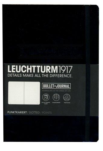 Taccuino Bullet Journal (Leuchtturm - Notebook A5)