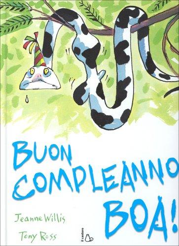 Buon Compleanno Boa!