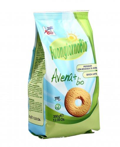 BuongiornoBio - Biscotti Avena+