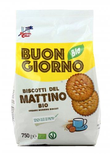 Biscotti del Mattino BuongiornoBio