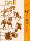 Cavalli - Modelli per Disegnare con Griglia