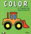 Color i Mezzi di Trasporto - Verde