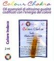 Colour Chakra Oil Indaco 2 ml - Intuizione, visione, espansione