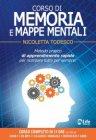 Corso di Memoria e Mappe Mentali - Con 6 DVD, 1 CD Mp3 e 1 CD Audio
