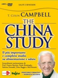THE CHINA STUDY DVD - VIDEOCORSO FORMATIVO Il più importante e completo studio su alimentazione e salute di T. Colin Campbell