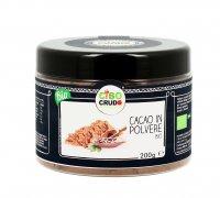 Cacao in Polvere Bio 200 Grammi