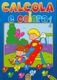 Calcola e Colora - 1