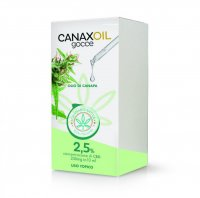 Olio di Canapa - Canaxoil