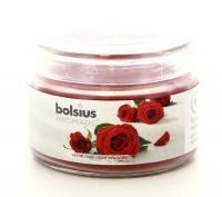 Candela Aromatica - Fragranza Rosa