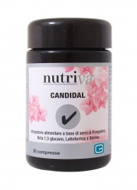Candidal - Nutriva