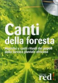Canti della Foresta - CD