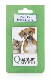 Card Quantum My Pet - Mondo Benessere