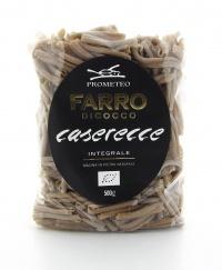 Farro Dicocco - Casarecce Integrali Bio