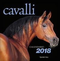 Cavalli - Calendario 2018