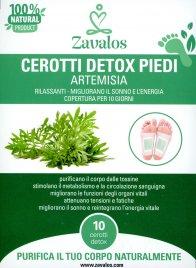 Cerotti Detox Piedi Artemisia