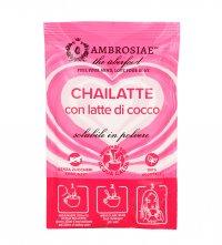 Chailatte con Latte di Cocco Solubile in Polvere
