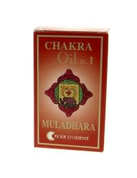 Olio Chakra n.1 Muladhara - 10 ml.