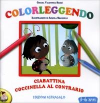 Ciabattina Coccinella al Contrario