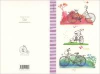Ciclocard - Lui & Lei