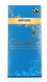 Cioccolato al Latte Scuro Bio 50%
