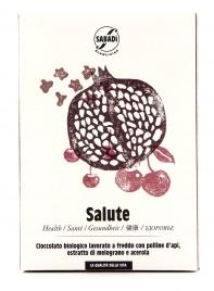 Salute - Cioccolato Biologico - 50 gr.