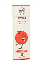 Cioccolato di Modica Bio con Arancia Rossa - Rossella