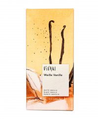 Cioccolato Bianco alla Vaniglia Bio