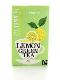 Clipper - Clarity Tè Verde al Limone
