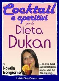 Cocktail e Aperitivi per la Dieta Dukan (eBook)