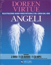 Angeli (2 DVD + 1 CD Audio + 1 CD mp3)