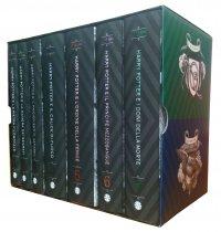 Cofanetto Harry Potter - La Serie Completa