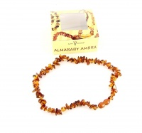 Collanina - Almababy Ambra Cognac