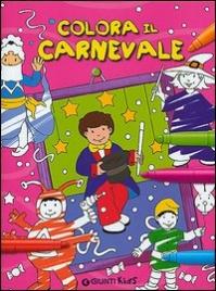 Colora il Carnevale