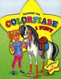 Divertiti con Colorfiabe - I Pony - Stella Gialla