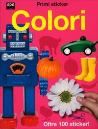 Primi Sticker - Colori