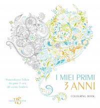 Colouring Book - I Miei Primi 3 Anni - Bambino