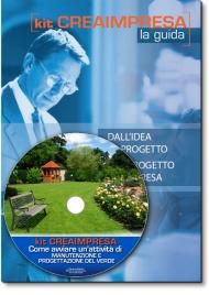 Come Avviare un'Attività di Manutenzione e Progettazione del Verde - Libro + CD-Rom