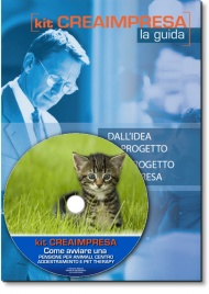 Come Avviare una Pensione per Animali, Centro Addestramento e Pet-therapy - Guida + CD-Rom