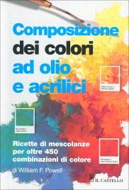 Composizione dei Colori ad Olio e Acrilico