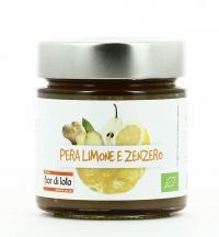 Composta Pera Limone e Zenzero