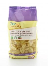 Conchiglie ai 3 Cereali - Mais, Riso e Grano Saraceno - Senza Glutine