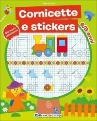 Cornicette e Stickers - 6/8 Anni